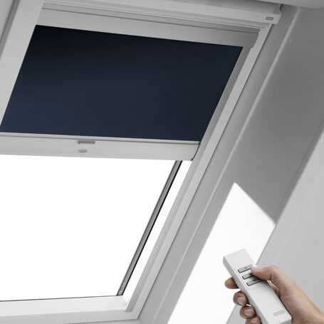 Remote Control Window Blind